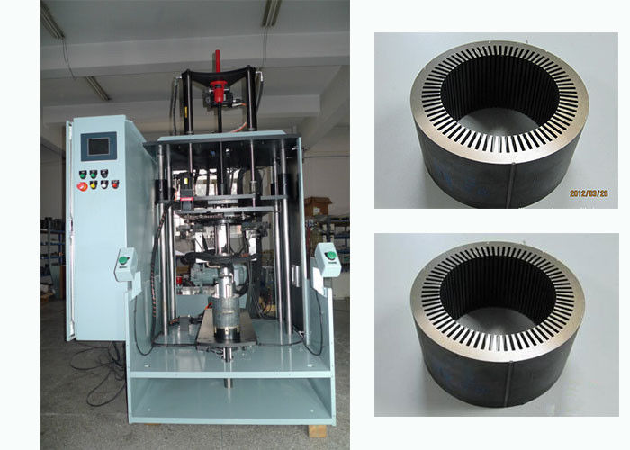 Wind Turbine Stator Core Assembly Machine / DC Motor Rotor Core Machine