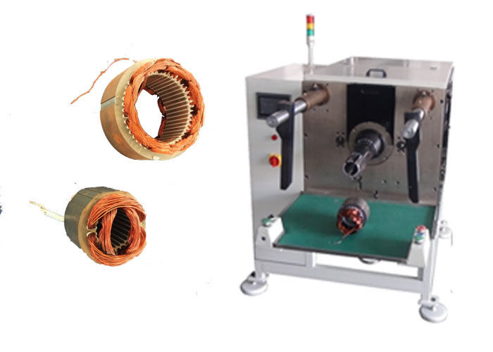 Electric Motor Winding Machine for Big Electric Motors / AC / DC