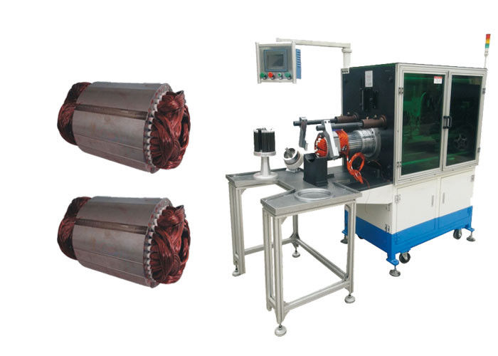 Combined Wire Saving Efficient Stator Winding Inserting Machine SMT - KW300