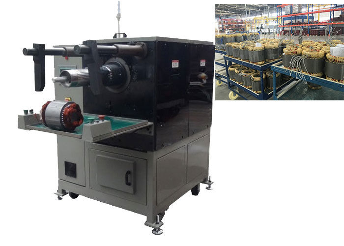 Induction Motor Winding Machine Production Line Coil Inserting Machinery