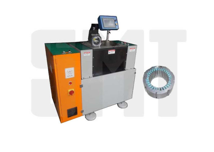 H120mm Stator Paper Inserting Machine For AC Motor Stator Insulation Insertion