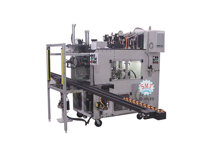Automatic Winding Machine And Coil Inserting Machine For Motor Stators